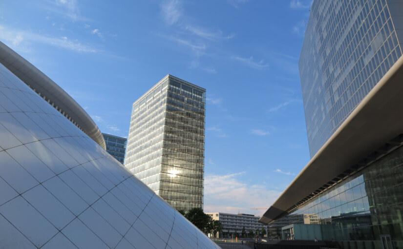Luxembourg City (Kirchberg)