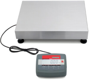 Scale Ohaus Defender 3000 D31P60BL-SE